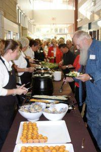 Image 1- Senior Citizens' Fall Dinner @ Fitz