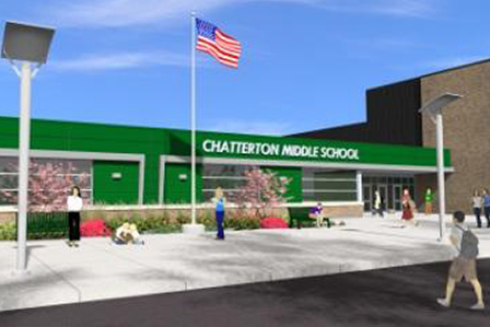 Major Renovations to Chatterton Middle School