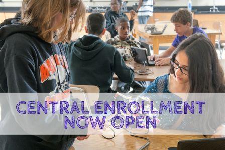 Enrollment open